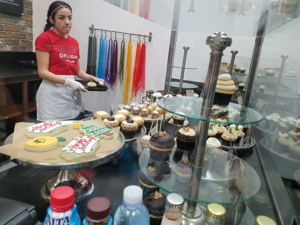 my delight cupcakery, cupcakes ontario, desserts