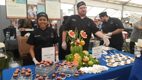 Taste of Huntington Beach, foodies, wine, beer, charity event