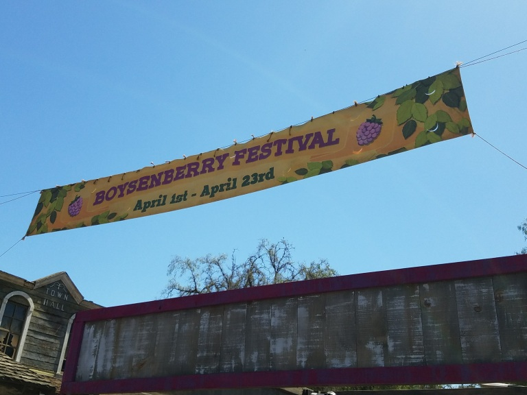 boysenberry festival, Knott's berry farm, knott's boysenberry festival
