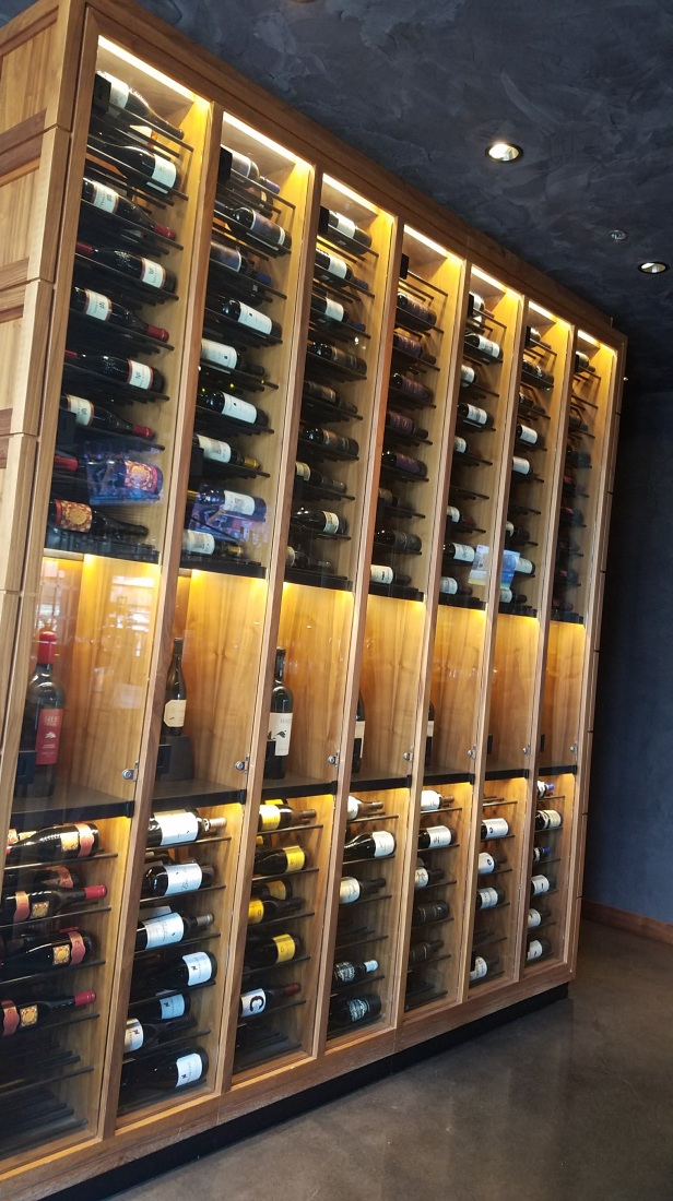 Wine on the Wall - JFAT Brunch - Jimmy's Famous American Tavern