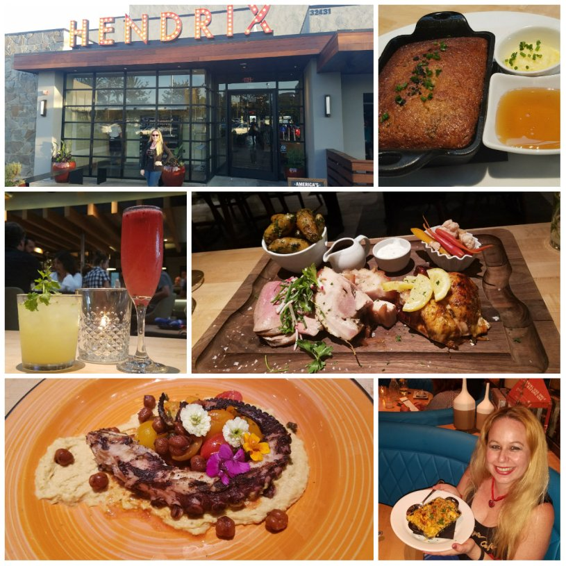 hendrix, laguna niguel, orange county restaurants