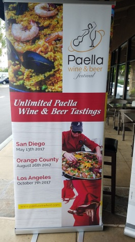 Paella Wine and Beer Festival
