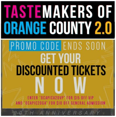 tastemakers, soco, oc mix, orange county, chef