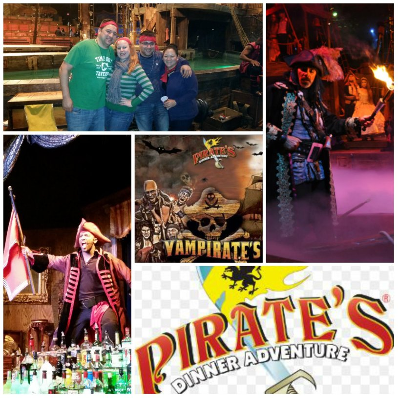 Pirates Dinner Adventure, Halloween Events, Buena Park