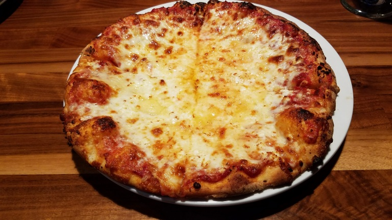 5 Cheese Pizza - Oggi's Mission Viejo
