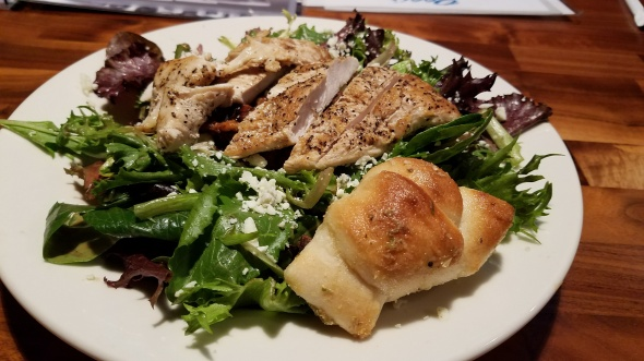 Balsamic Chicken Salad - Oggi's Mission Viejo