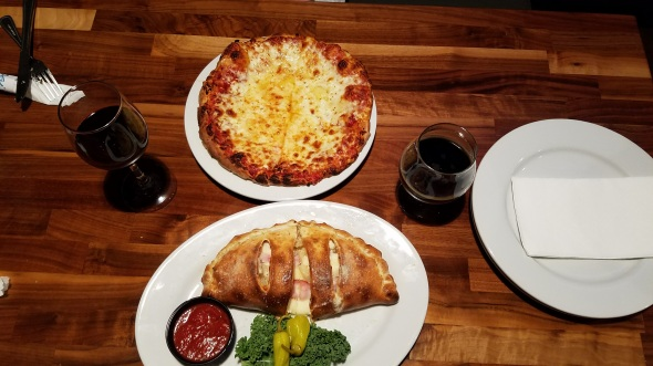 Our delicious entrees - Oggi's Mission Viejo