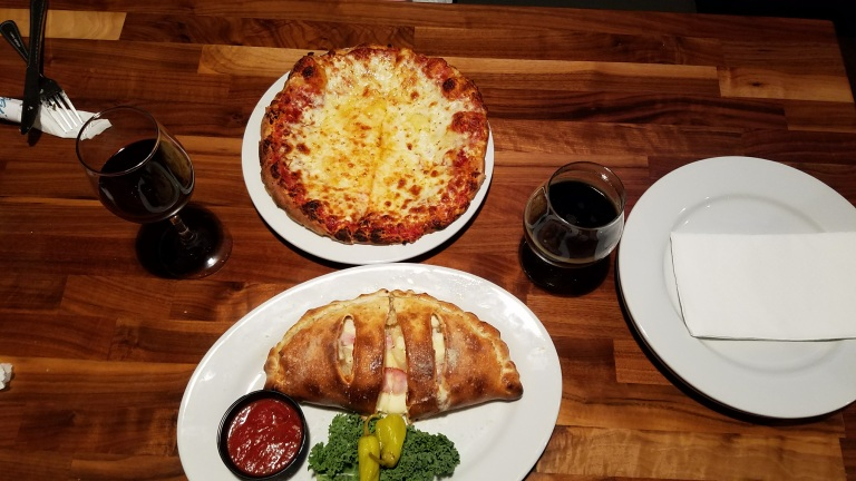 Our delicious entrees - Oggi's Mission Viejo