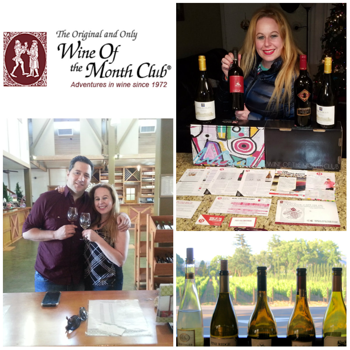 Wine of the month club, wine