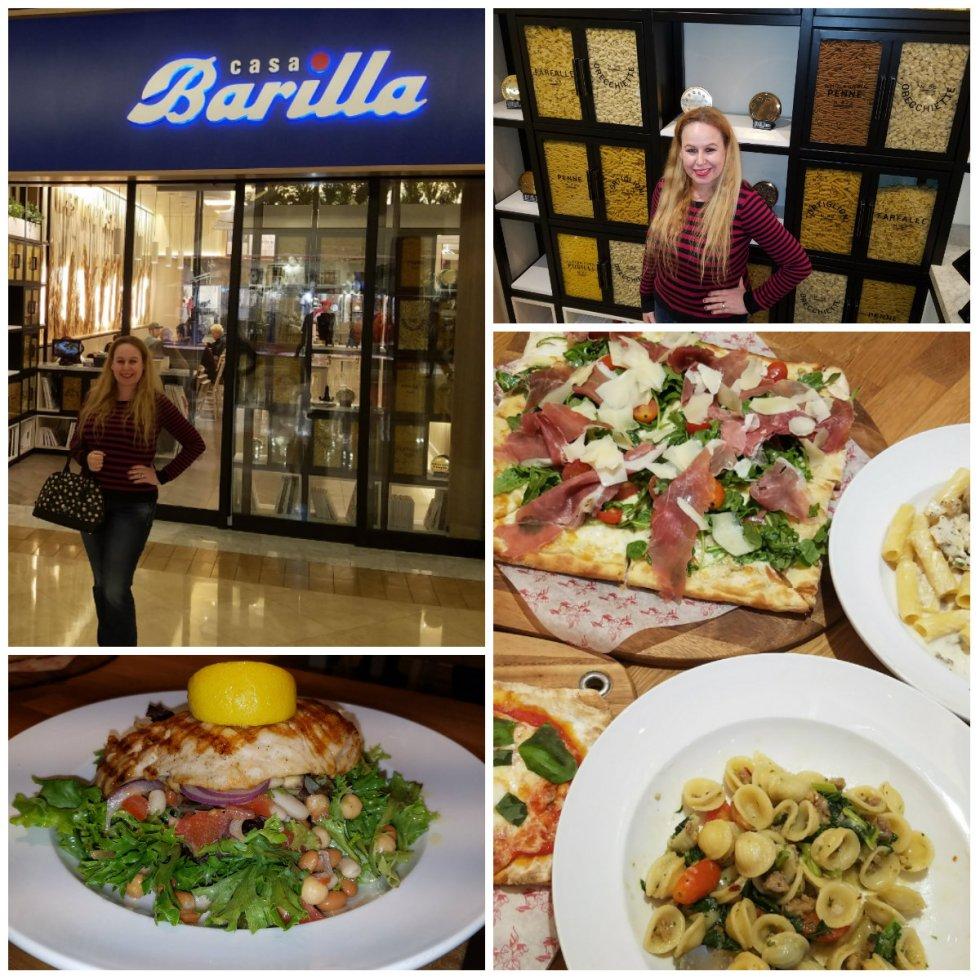casa barilla, south coast plaza, costa mesa restaurants