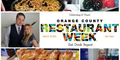 orange county restaurant week, ocrw, orange county, restaurant week