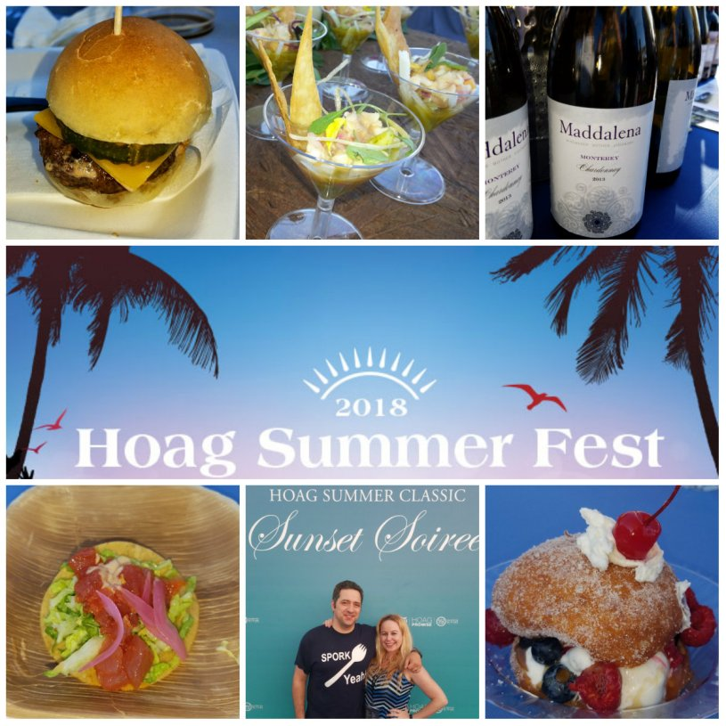 Hoag hospital, fundraiser, charity event, orange county restaurants