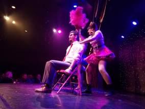 Birthday Boy from audience - Teatro Martini, Buena Park