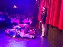 Birthday Girl from audience - Teatro Martini, Buena Park