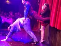 Birthday Girl from audience - Teatro Martini, Buena Park (2)