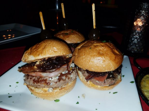 Jamon Serrano Sliders - Tapas Flavors of Spain Mission Viejo