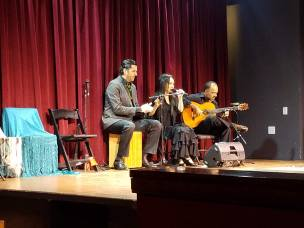 Live Entertainment including Flamenco Dancers - Tapas Flavors of Spain Mission Viejo (2)