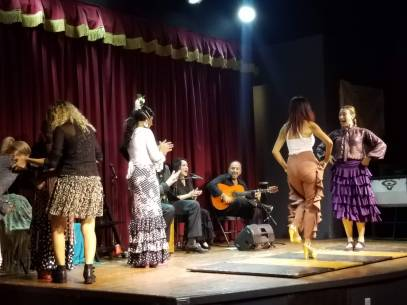 Live Entertainment including Flamenco Dancers - Tapas Flavors of Spain Mission Viejo (6)
