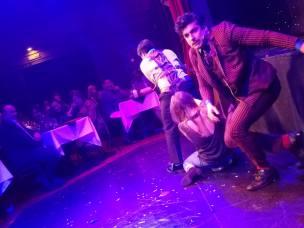 Magic Asian Man in Straight Jacket - Teatro Martini, Buena Park (1)