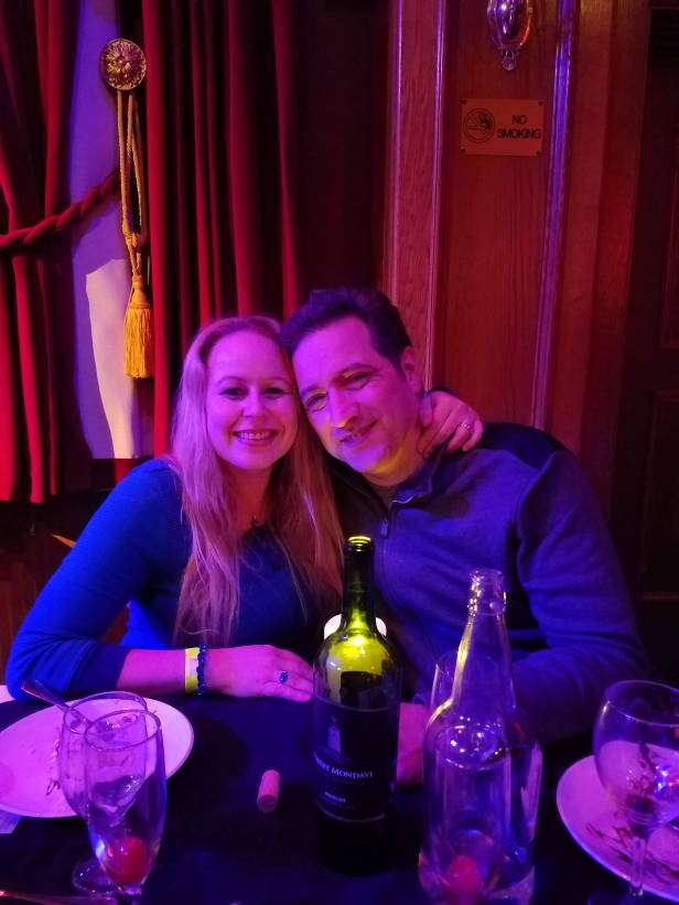 Me and my love - Teatro Martini, Buena Park (2)