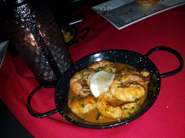 Sauteed Shrimp - Tapas Flavors of Spain Mission Viejo