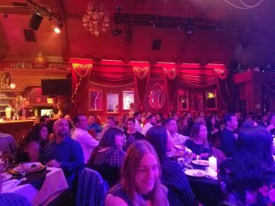 The audience - Teatro Martini, Buena Park