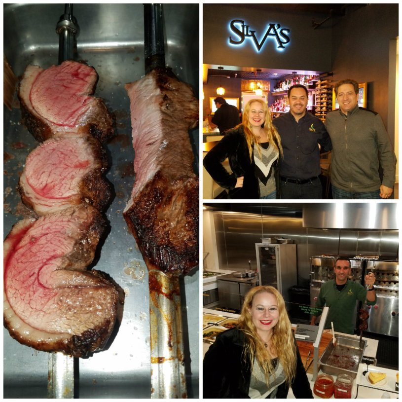 silva's brazilian, santa ana restaurants, brazilian food