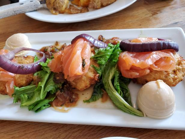 House Smoked Salmon - Beachwood BBQ Seal Beach