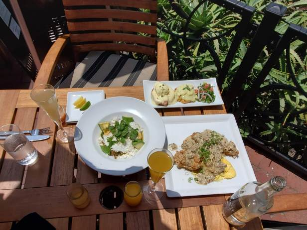 brunch, laguna beach, sapphire, orange county restaurants