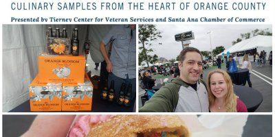 taste of santa ana, orange county, santa ana restaurants