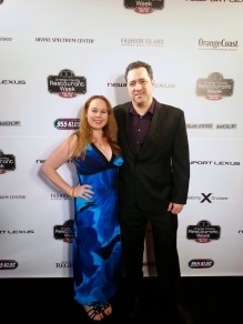 2014 Orange County Restaurant Week Launch Party with my love at Lexus Newport Beach